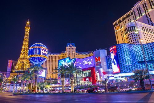 35 Awesome Things to do in Vegas that don't involve Gambling