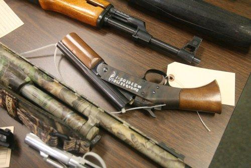 DOJ Launches 'Strike Forces' to Target Gun Trafficking
