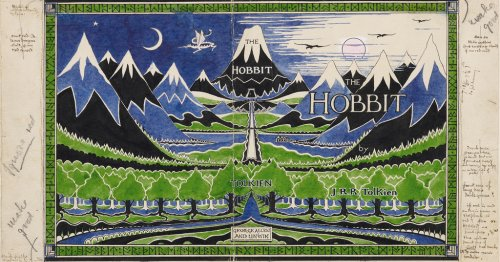 Explore the Wonder of New York City's 'Tolkien: Maker of Middle-earth' Exhibition