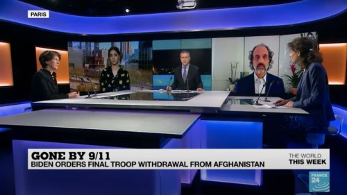 The World This Week: The Afghanistan Left Behind