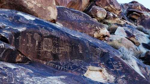 Can Anybody Solve the Spree of Petroglyph Destruction?
