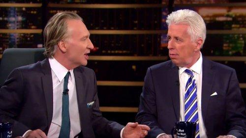 Bill Maher Completely Owns CNN Trumpkin Jeffrey Lord