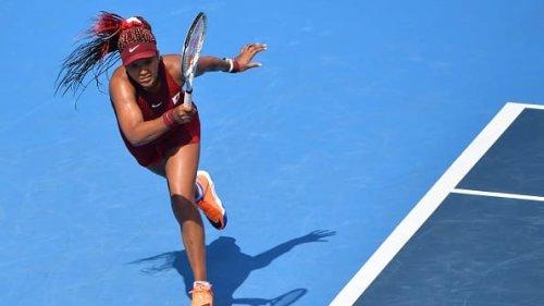 Naomi Osaka at the Olympics: 'I'm Happy Again'