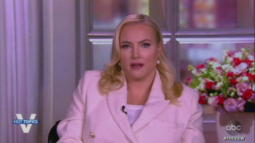 Meghan McCain Decries Greg Gutfeld's Chauvin Remarks: 'There's No Empathy'