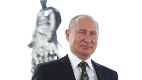 Russia Plunges into Era of 'Dictatorship' as Putin Looms Over Eastern Europe