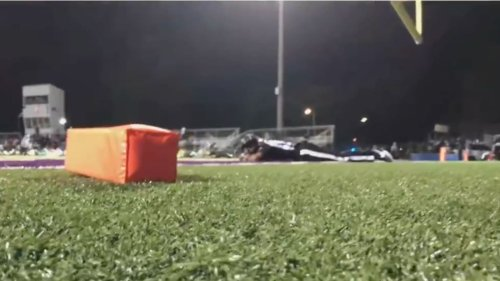 High School Footballers Forced to Seek Cover Mid-Game Amid Gunfire