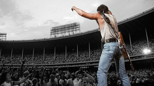 Bruce Springsteen in All His Rock Star Glory