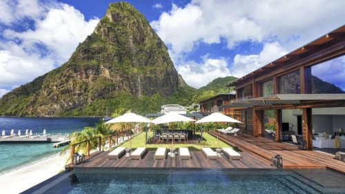 OMG, I Want to Rent That House: St. Lucia