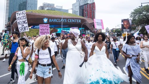 The Brooklyn Liberation March Showed Why the GOP's Anti-Trans Crusade Will Backfire