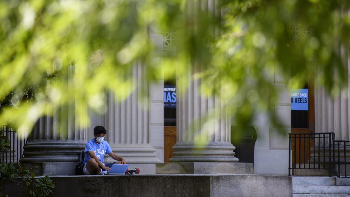 'Increasingly Alarming': Coronavirus Is Swamping Campuses Weeks After Reopening