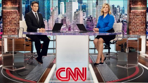 CNN's New Morning Duo Eager to Call 'Bullsh*t' in the AM