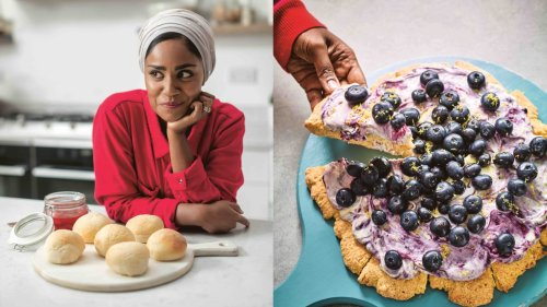 Star Baker Nadiya Hussain Shares Her Personal Scone Recipe