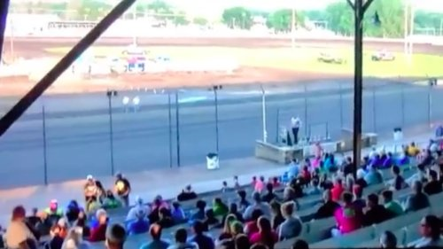 Iowa Race Track Announcer Canned After Racist Rant About 'Darker Toned Skin' Over Loudspeaker