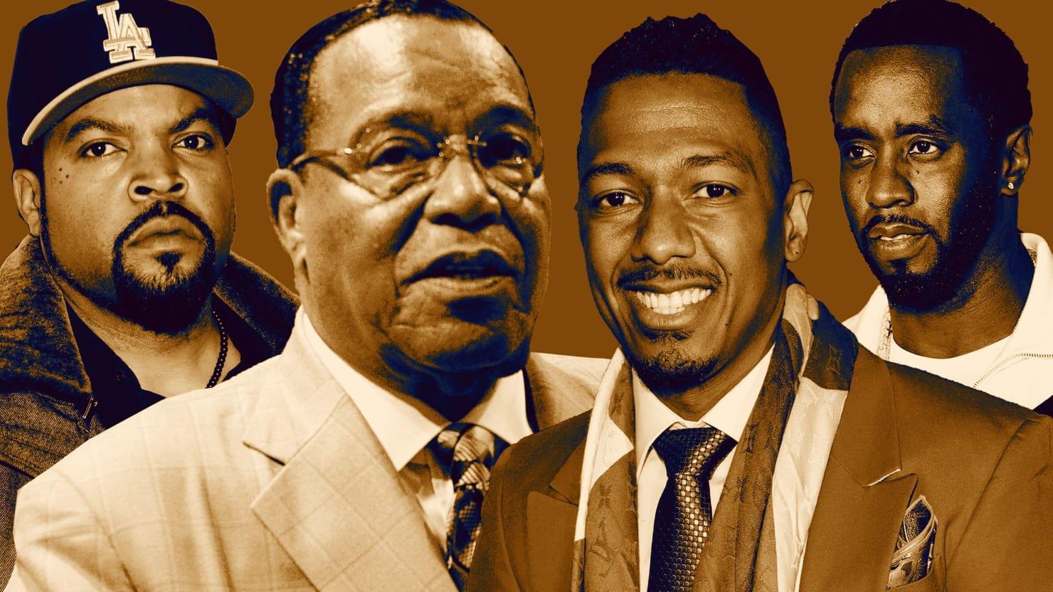 The Disturbing Rise of Anti-Semitism Among Black Celebs