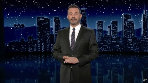 Jimmy Kimmel Delivers One Last F*ck You to Jay Leno for Conan O'Brien