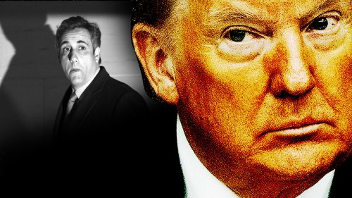 Trump Is Seething About Michael Cohen's Tell-All