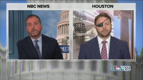 Chuck Todd Challenges Dan Crenshaw: 'Why Should Anybody Believe a Word You Say?'