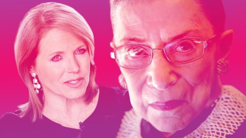 Katie Couric's RGB Coverup Shows How We Ended Up With Trump