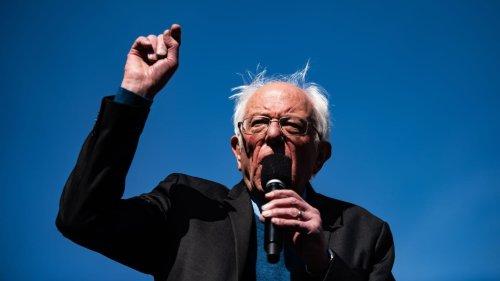 Bernie's Tax the Rich Bluff Just Got Called by His Fellow Dems