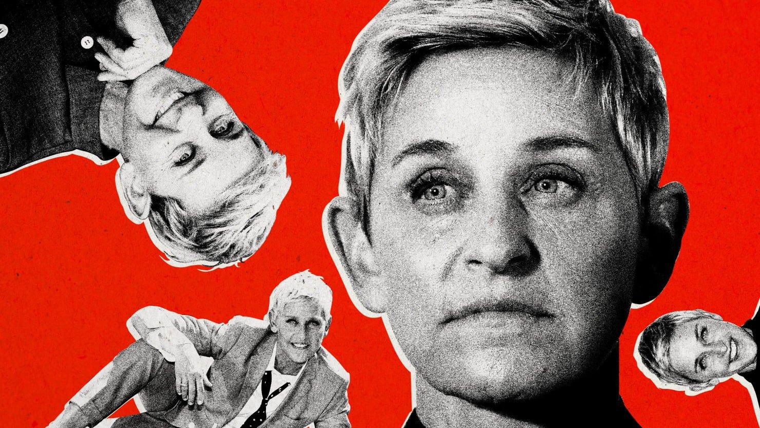 How Ellen DeGeneres Blew Up Her Brand  - cover