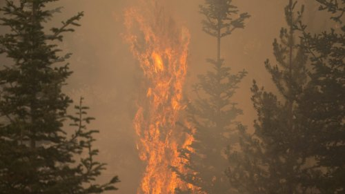 Massive Bootleg Fire Spawns Rare Tornado, Officials Say