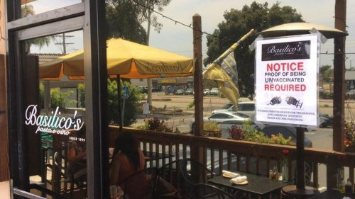 Staunch Anti-Vaxxer Restaurant in California Took $58K in COVID Relief Funds