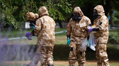 Cops Identify Russian Spy as Suspected Mastermind of Salisbury Nerve Agent Attack