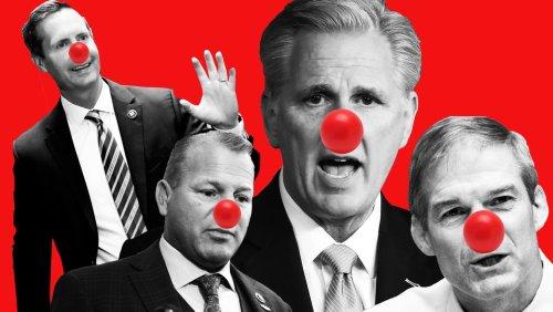 This Clown Car of Kooks Is Crashing Pelosi's Jan. 6 Commission