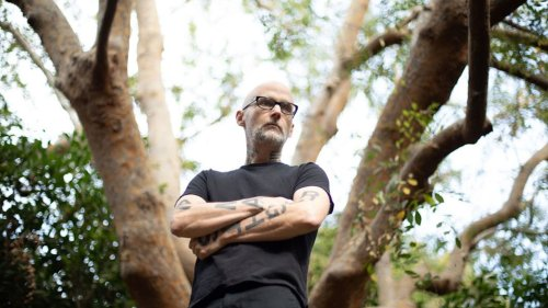 Moby Talks 'Reprise,' Natalie Portman, and His Trump-Russia Claims