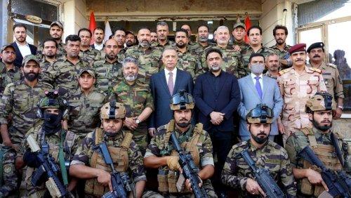 Iraqi Prime Minister Mustafa al-Kadhimi Says American Combat Troops Are No Longer Needed