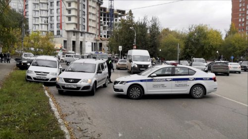 Student Kills Eight in Gun Rampage at Russian University, Says Report