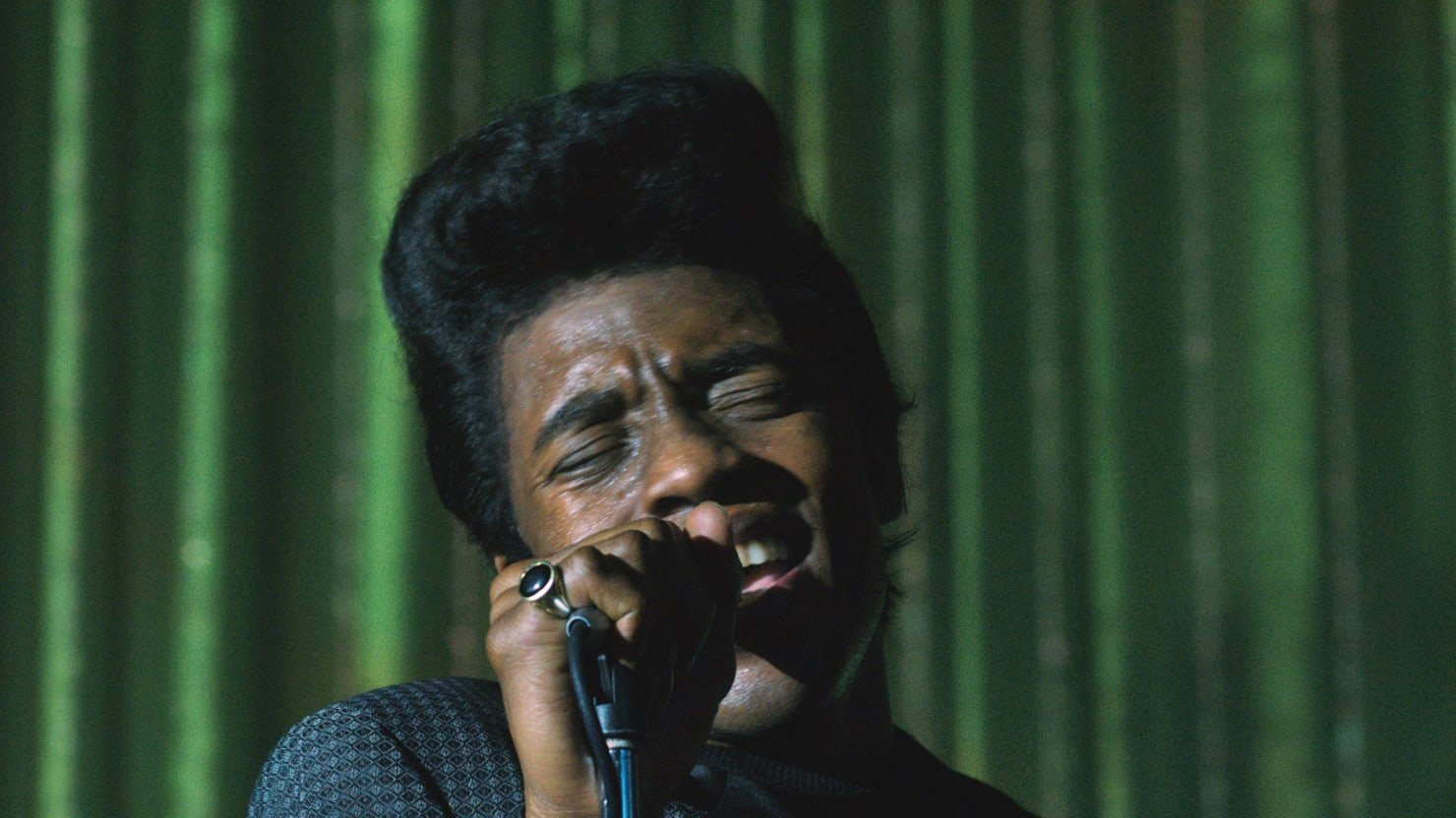 'Get On Up' Star Chadwick Boseman on Becoming James Brown—With A Little Help From Mick Jagger