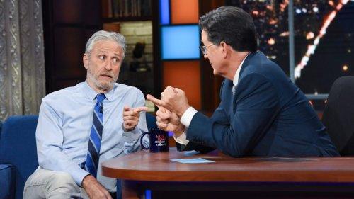 Jon Stewart Goes All-In on Wuhan 'Lab Leak' Theory