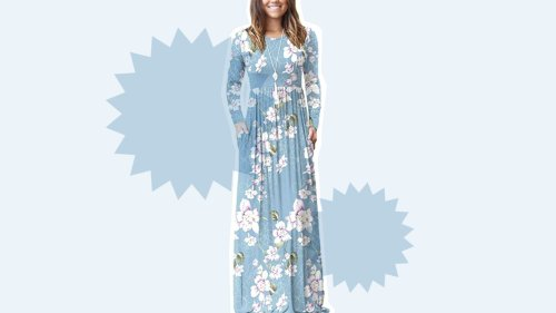 This Maxi Dress Keeps Me Fashionable, Cool, and Modest