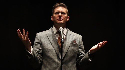 Richard Spencer Says Whites Are Strivers. His Family Takes Handouts.