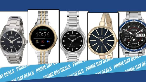 Save Up To 80% on Men's and Women's Designer Watches on Amazon Prime Day