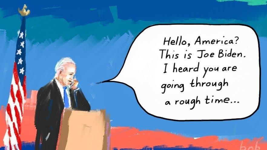Cartoon: Dems Choose Zoom Over Gloom