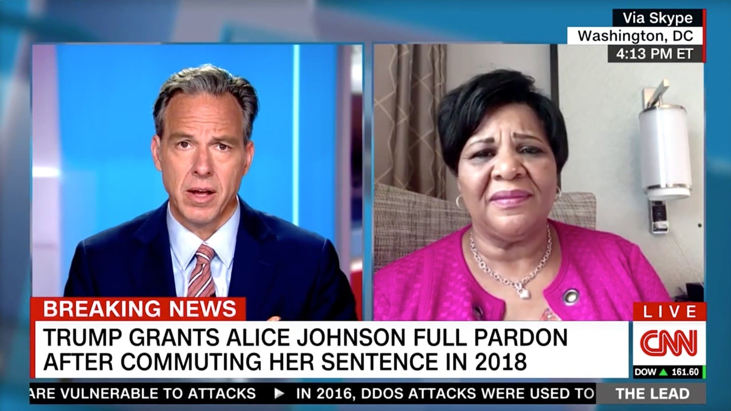 Alice Johnson Refuses to Endorse Trump After RNC Speech