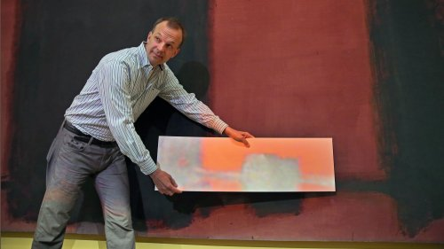 How These Rothkos Were Restored Without Touching the Canvas