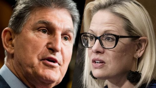 How Dems Can Force Manchin and Sinema to Put Up or Shut Up