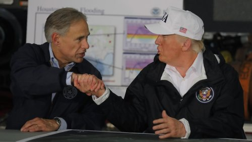 Texas Guv Hopes Americans Will Donate to Border Wall—Again