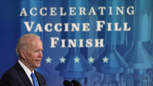 White House Sends 2.5 Million COVID-19 Vaccines to Taiwan