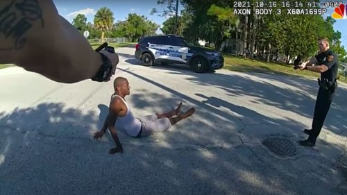 Footage Shows Florida Cops Tasing Autistic Man With 'Mental Capacity of a 4-Year-Old'