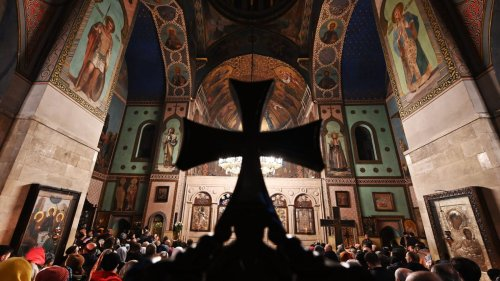 A Homicidal Church Is Ruining This Country With Putin's Help