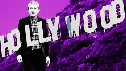 Dakota Johnson Didn't Kill Ellen DeGeneres' Brand. Ellen Did That Herself.