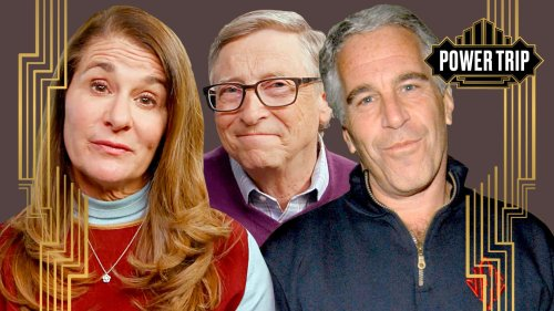 Melinda Gates Warned Bill About Jeffrey Epstein - cover