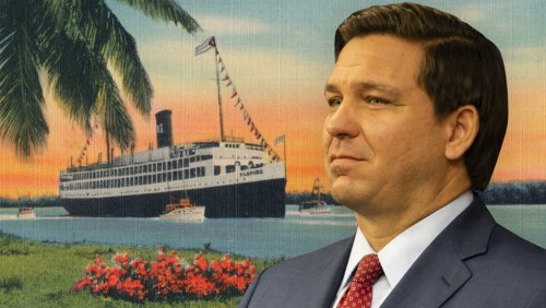 Ron DeSantis Threatens to Screw His Own State to Spite the CDC