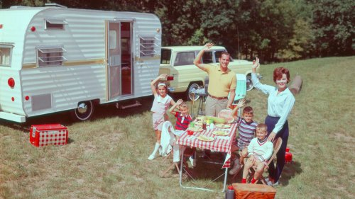 Camping Was So Popular It Became Basic and Nearly Ruined the 'Outdoors'