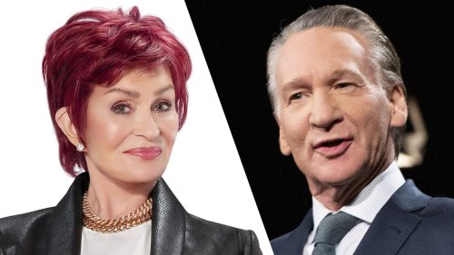 Sharon Osbourne and Bill Maher Whine About Cancel Culture