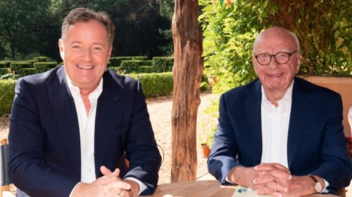 Piers Morgan Signs Murdoch Mega-Deal Six Months After Storming Off British TV Over Meghan Markle